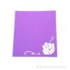Kép 2/4 - Írható papír ültető kártya rózsa, több színben