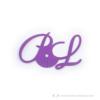Kép 2/3 - Egyedi monogramos papír pohár jelölő, több színben