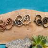 Kép 1/5 - Rajzolt szívecske fülbevaló, több színben