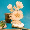 Kép 1/3 - Gravírozott Virág, több színben