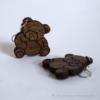 Kép 1/4 - Teddy maci fülbevaló