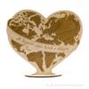 Kép 2/5 - Kerek e világon ajándék tábla álló, több színben