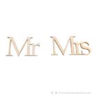 Mr és Mrs székre köthető feliratok, több színben
