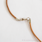 Szögletes szilvafa nyaklánc