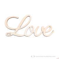 Love akasztható és lógatható felirat