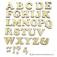 Fa Betű Serif 5 cm