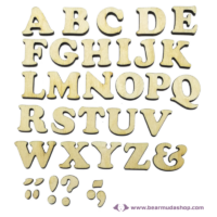 Fa Betű Serif 40 cm