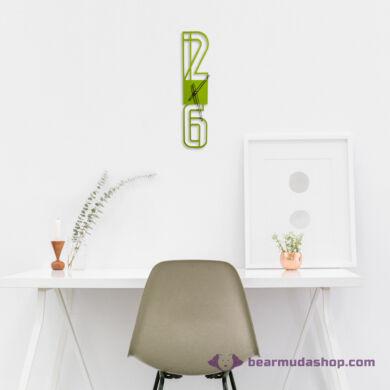 Modern minimal design falióra, több színben