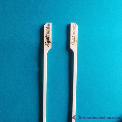 Egyedi mintás bambusz nyárs, több méretben