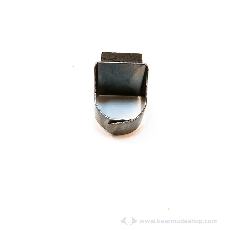Gyűrű hátoldal, szabadon állítható méret